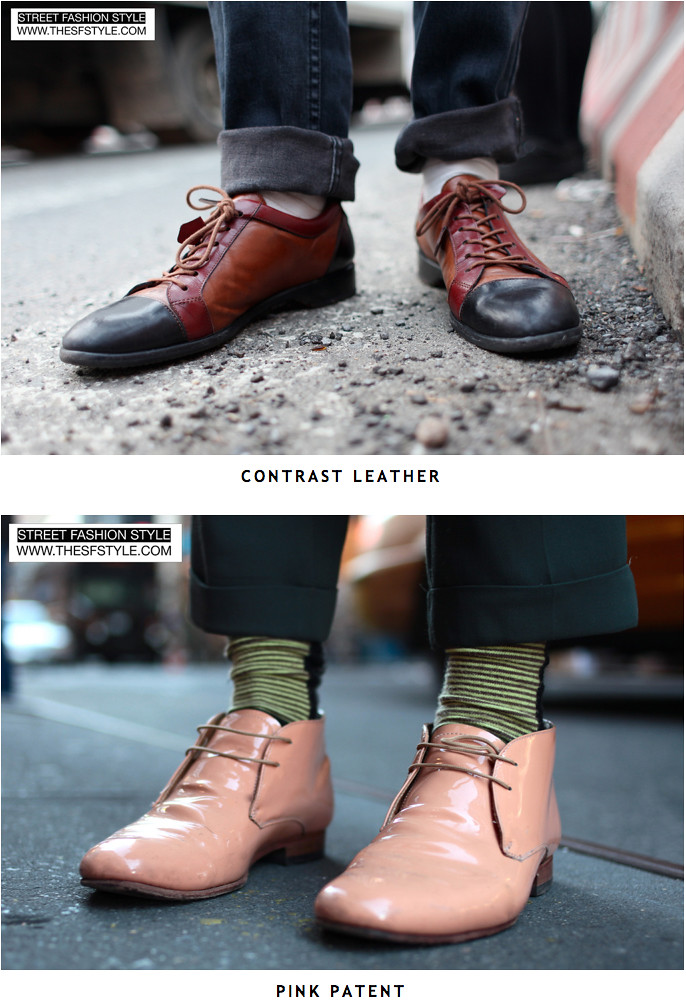 laceup1 foot traffic report street fashion style shoes