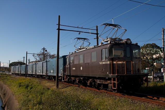 岳南鉄道貨物列車