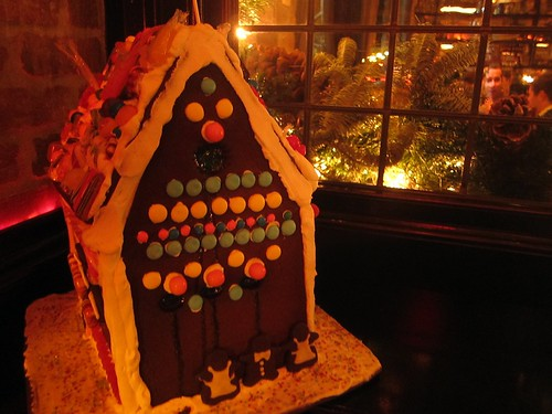 Locanda's Gingerbread House