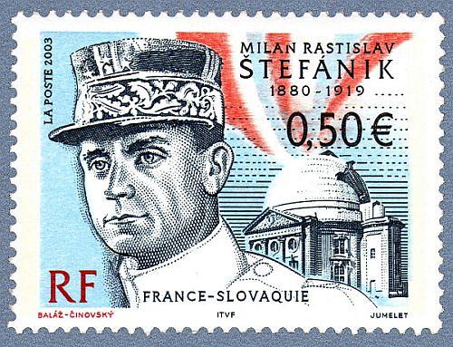 Milan Rastislav  Stefanik 1880-1919