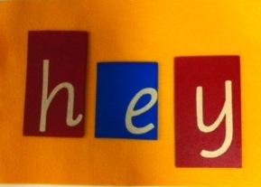 D'Nealian Style Sandpaper Letters (Photo from A Bohemian Education)