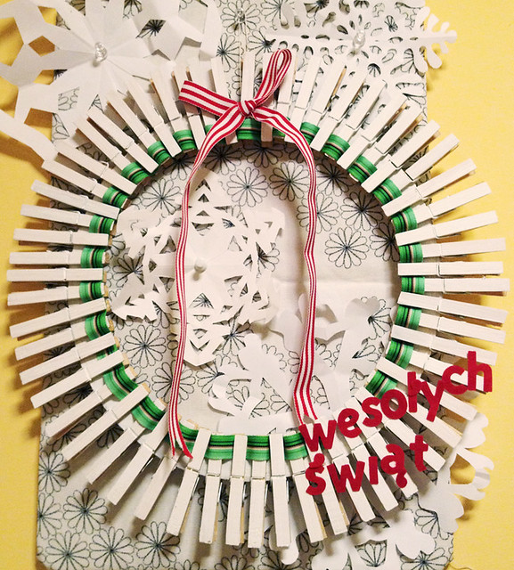 19th of Dec-{Xmas wreath}