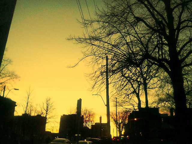 Yellow Dream Sky