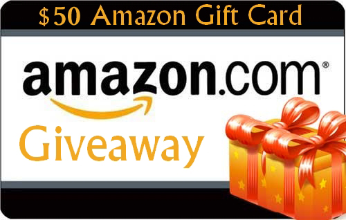 [image-$50 amazon gift card giveaway]