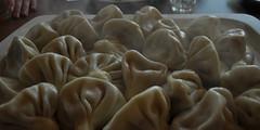 carving(0.0), oyster mushroom(0.0), dessert(0.0), mongolian food(1.0), xiaolongbao(1.0), mandu(1.0), momo(1.0), pelmeni(1.0), food(1.0), dish(1.0), dumpling(1.0), jiaozi(1.0), buuz(1.0), khinkali(1.0), cuisine(1.0),