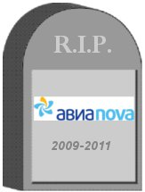 Avianova Tombstone