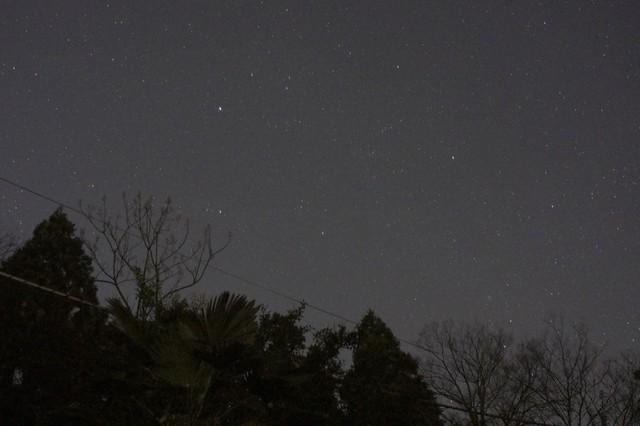 ぎょしゃ座の散開星団 M35 M36 M37 M38