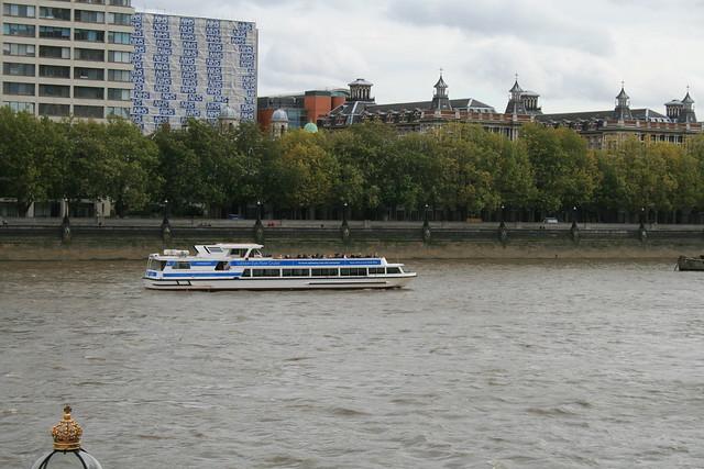 El río Támesis