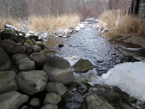 creek, Kewaunee Co