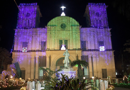 Chandannagore church - Christmas Night