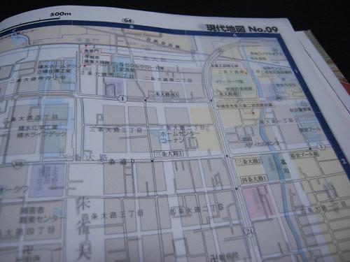 書評『奈良時代MAP―平城京編』-06