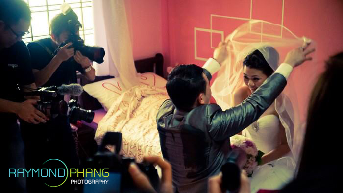 Raymond Phang (J&S) - Actual Day Wedding 7