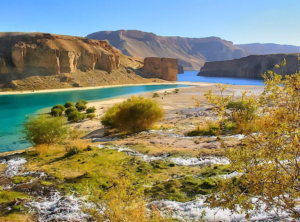 Lakes Afghanistan