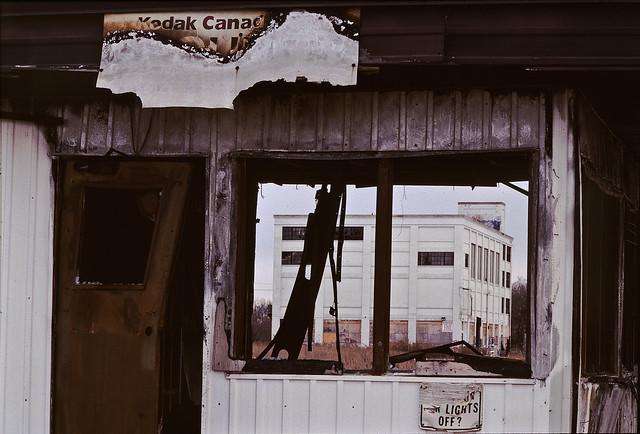 The Kodak Low Country (in Kodachrome 64)