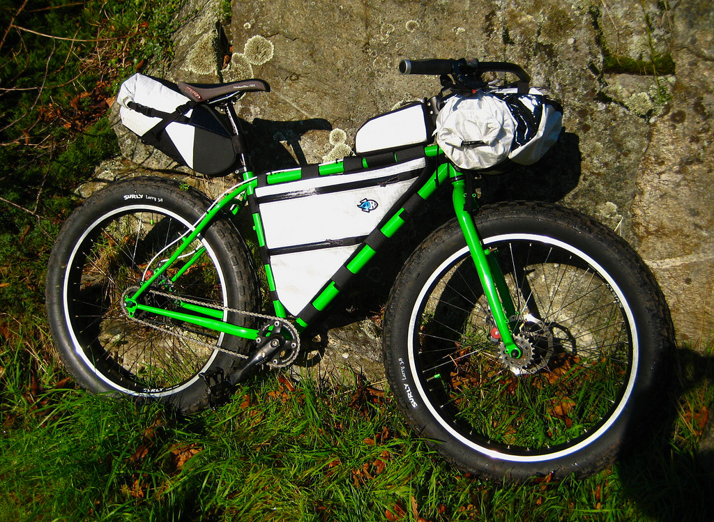 Bikepacking Gear Bags Who Makes Em Mtbr Com