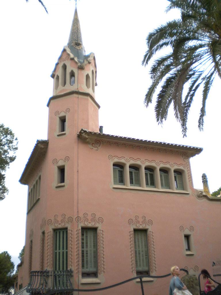 Park Güell de Barcelona