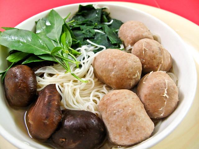 IMG_0264 牛肉丸子米粉汤
