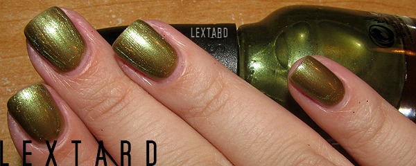 Sephora by OPI - Designer Fig Leaf