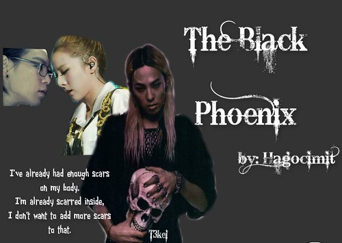 (10-44) The Black Phoenix by T3kei