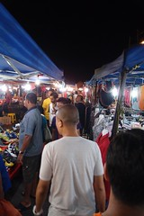 Melaka Night Bazaar