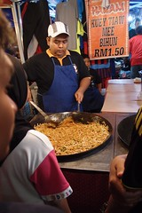 Fried Kuey Teow for RM$1.50!