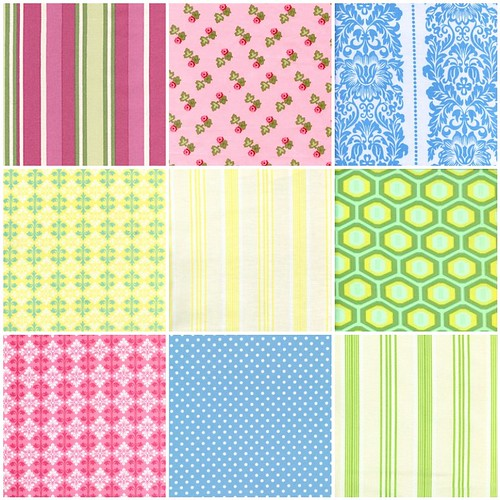 $10 Spring Dream Fat Quarter Set!
