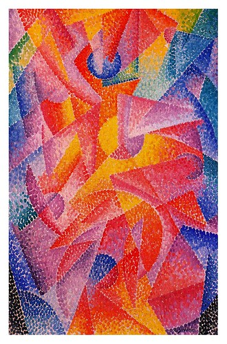 014-Expansion de la luz 1913-14-Gino Severini