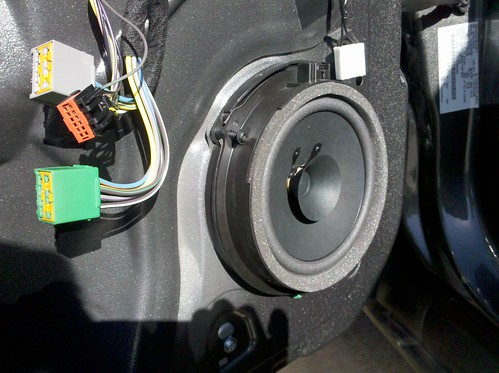 2012 Focus Se Hatchback Sport Changing Stock Speakers