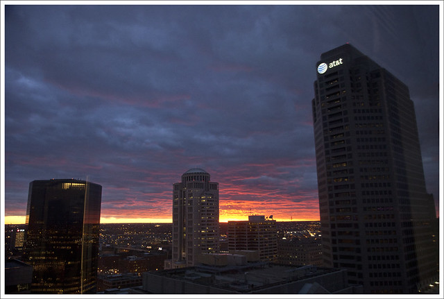 Downtown sunset 2011-12-30 3