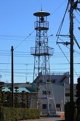 狭山の火の見櫓(東大和市)