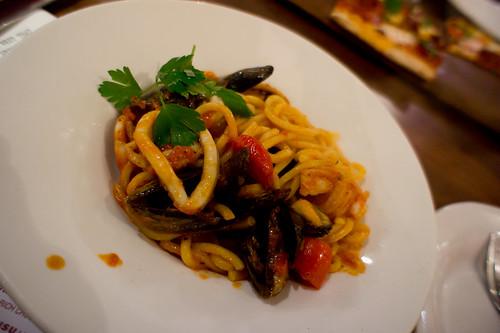 Italian's Sea food pasta