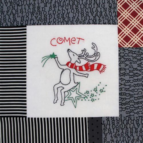 Comet - full block