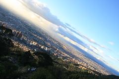 Bogotá, from Monseratte