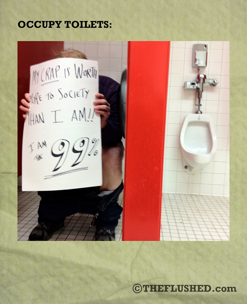 Occupy Toilets 2