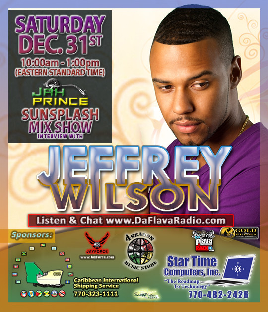 Jeffrey Wilson Interview