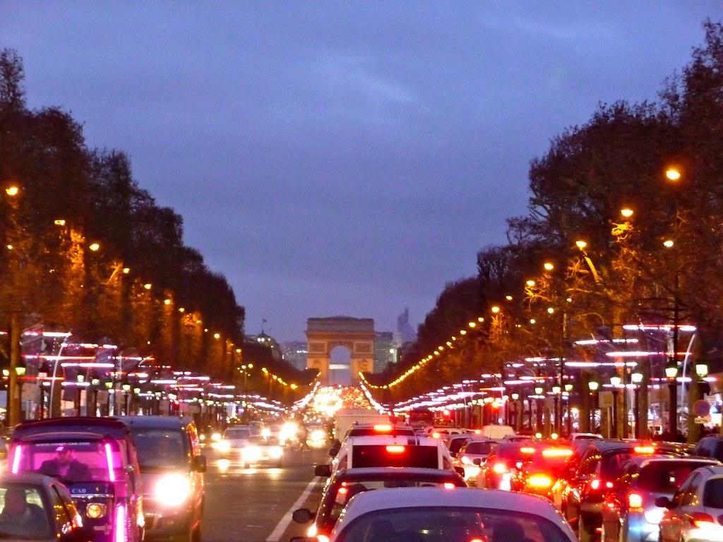 Paris - le 29 decembre 2011