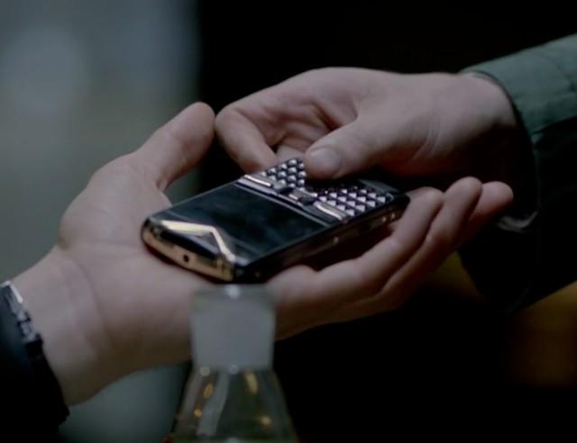 Irene Adler's phone