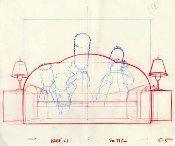 bocetos storyboards