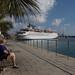 El Crucero Thomson Destiny en Las Palmas de Gran Canaria Islas Canarias