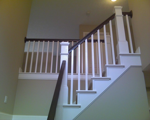 Craftsman Style Open Staircase Flickr Photo Sharing