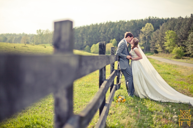 gray and yellow outdoor vintage wedding_066