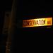Centennial street sign by apta_2050
