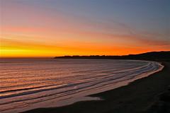 Stinson Sunset