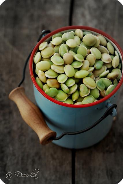 Avarekalu - Flat Beans