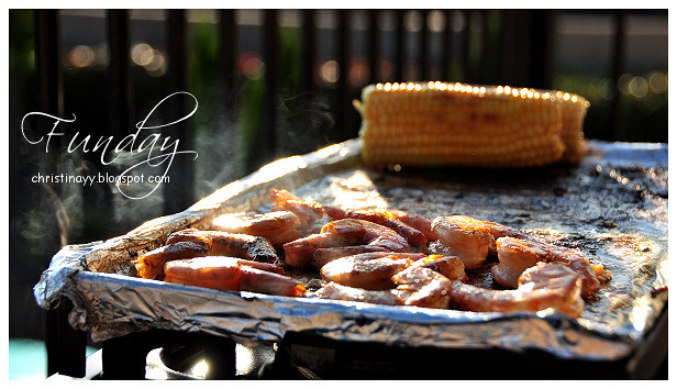 Funday Sunday: Barbecue at Home