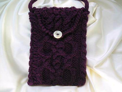Purple Kindle Cozy