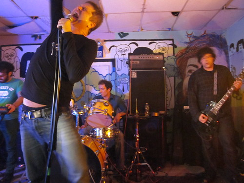 Sightings w Tom Smith at Death by Audio 01-04-2012 .10
