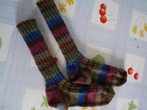 KF Regia socks finished2