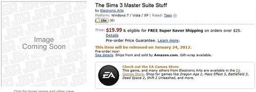 Master Suite Amazon