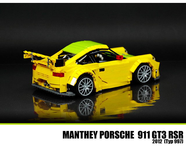 lego porsche 911 gt3 rsr flickr photo sharing. Black Bedroom Furniture Sets. Home Design Ideas